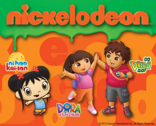 nickelodeon characters pic